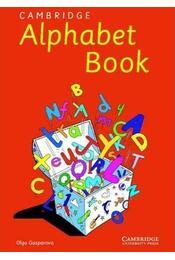 Cambridge Alphabet Book - GASPAROVA, OLGA - Régikönyvek