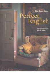 Perfect English - SHAW, ROS BYAM - Régikönyvek