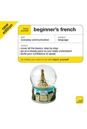 Teach Yourself Beginner's French Audio CD - CARPENTER, CATERINE - Régikönyvek