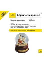 Teach Yourself Beginner's Spanish Audio CD - STACY, MARK - HEVIA, ANGELA GONZALEZ - Régikönyvek