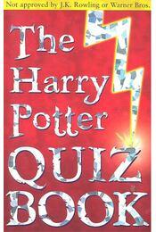 Ultimate Harry Potter Quiz Book - MACDONALD, GUY - Régikönyvek