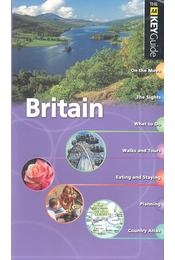 Key Guide Britain - BARTON, ROBIN - Régikönyvek
