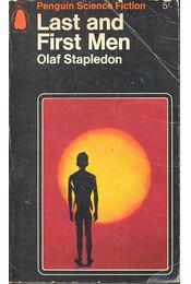 Last and First Men - Stapledon, Olaf - Régikönyvek