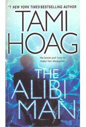 The Alibi Man - Hoag, Tami - Régikönyvek