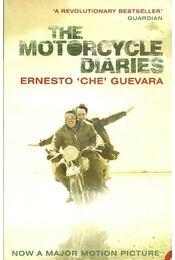 """The Motorcycle Diaries - GUEVARA, ERNESTO \""""CHE\"""" - Régikönyvek"""
