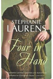 Four In Hand - LAURENS, STEHANIE - Régikönyvek