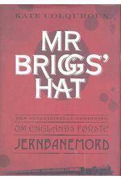 Mr Briggs' Hat - COLQUHOUN, KATE - Régikönyvek
