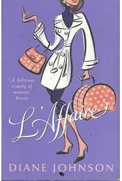 L'Affaire - Johnson, Diane - Régikönyvek