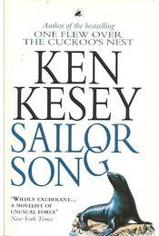 Sailor Song - Ken Kesey - Régikönyvek