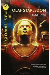 Odd John - Stapledon, Olaf - Régikönyvek