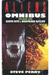 Earth Hive - Nightmare Asylum - Perry, Steve - Régikönyvek