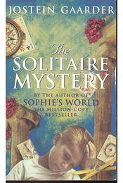 The Solitaire Mystery - Jostein Gaarder - Régikönyvek