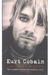 Kurt Cobain - Sandford, Christopher - Régikönyvek