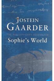 Sophie's World - Jostein Gaarder - Régikönyvek