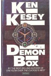 Demon Box - Ken Kesey - Régikönyvek
