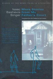 More Stories from My Father's Court - SINGER,ISAAC BASHEVIS - Régikönyvek