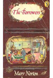 The Borrowers - NORTON,MARY - Régikönyvek