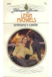 Brittany's Castle - Michaels, Leigh - Régikönyvek