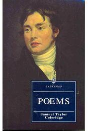 Poems - Coleridge, Samuel Taylor - Régikönyvek