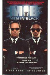 Men in Black - Perry, Steve - Régikönyvek