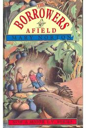 The Borrowers Afield - NORTON,MARY - Régikönyvek