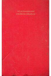 My Autobiography - Chaplin, Charles - Régikönyvek