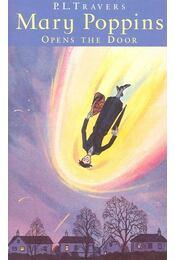 Mary Poppins Opens the Door - Pamela Lyndon Travers - Régikönyvek