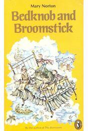 Bedknob and Broomstick - NORTON,MARY - Régikönyvek