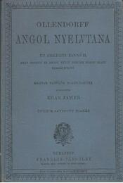 Ollendorff Angol Nyelvtana - OLLENDORFF - Régikönyvek