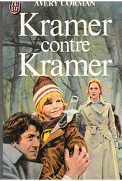 Kramer contre Kramer - Corman, Avery - Régikönyvek