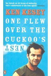 One Flew Over the Cuckoo's Nest - Ken Kesey - Régikönyvek