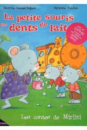 La petite souris des dents de lait - DEREDEL - PONCHON - Régikönyvek
