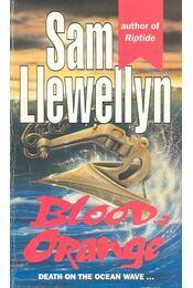 Blood Orange - Llewellyn, Sam - Régikönyvek