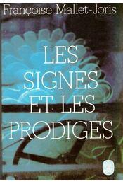 Les signes et les prodiges - Mallet-Joris,Francoise - Régikönyvek