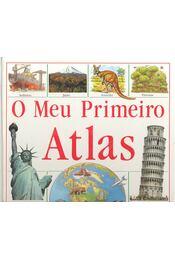 O Meu Primiro Atlas - BOYLE, BILL - Régikönyvek
