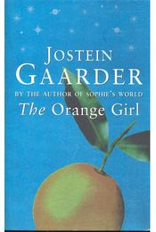 The Orange Girl - Jostein Gaarder - Régikönyvek