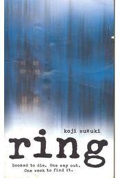 Ring - SUZUKI, KOJI - Régikönyvek