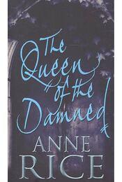 The Queen of the Damned - Anne Rice - Régikönyvek