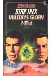 Star Trek – Vulcan's Glory - FONTANA, D.C. - Régikönyvek