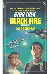 Star Trek – Black Fire - COOPER, SONNI - Régikönyvek