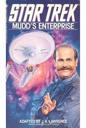 Star Trek – Mudd's Enterprise - LAWRENCE, J.A. - Régikönyvek