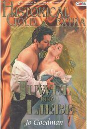 Juwel der Liebe - GOODMAN, JO - Régikönyvek