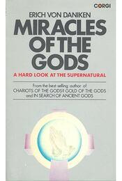 Miracles of the Gods - Erich von Daniken - Régikönyvek