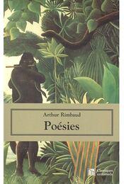 Poésies - Rimbaud, Arthur - Régikönyvek