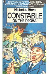 Constable on the Prowl - RHEA, NICHOLAS - Régikönyvek