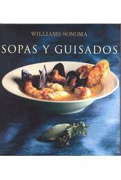 Sopas y guisados - WILLIAMS – SONOMA - Régikönyvek