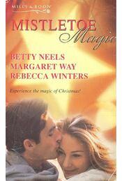 Mistletoe Magic - NEELS, BETTY – WAY, MARGARET – WINTERS, REBECCA - Régikönyvek