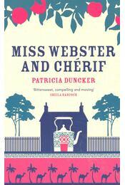 Miss Webster and Cherif - DUNCKER, PATRICIA - Régikönyvek