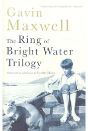 The Ring of Bright Water Trilogy - Maxwell, Gavin - Régikönyvek