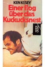 Einer flog über das Kuckucksnest - Ken Kesey - Régikönyvek